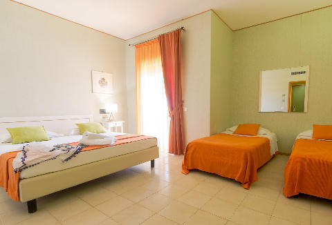 Foto HOTEL  PARADISE BEACH RESORT di MARINELLA DI SELINUNTE