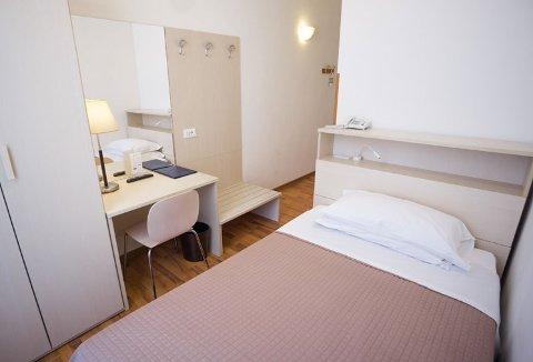 Foto HOTEL NUOVO ALBERGO CENTRO di TRIESTE