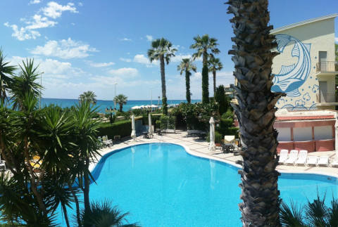 Foto HOTEL LA TONNARA di AMANTEA