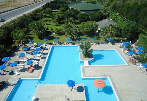 Foto HOTEL  VILLAGGIO EUROLIDO di FALERNA