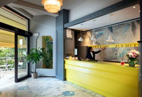 Foto HOTEL  ROMA di SALSOMAGGIORE TERME