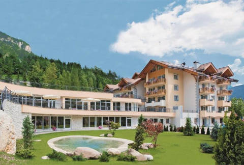 Photo HOTEL RIO STAVA FAMILY RESORT & SPA a TESERO