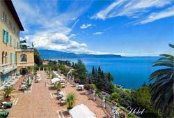 Foto HOTEL VILLA DEL SOGNO di GARDONE RIVIERA