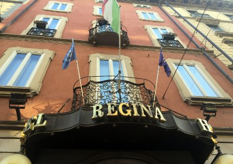 Picture of HOTEL REGINA of MILANO