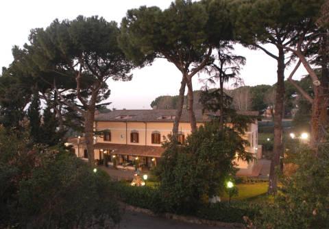 Foto HOTEL VILLA ICIDIA di FRASCATI