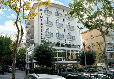 Fotografie HOTEL IMPERIALE von CESENATICO