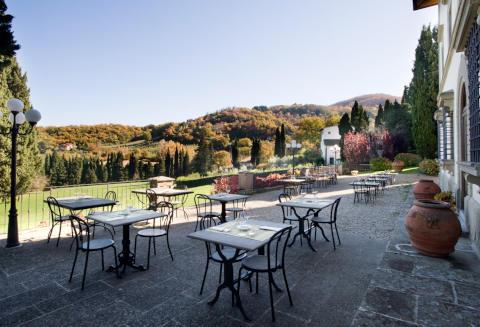 Foto HOTEL VILLA CAMPESTRI  di VICCHIO