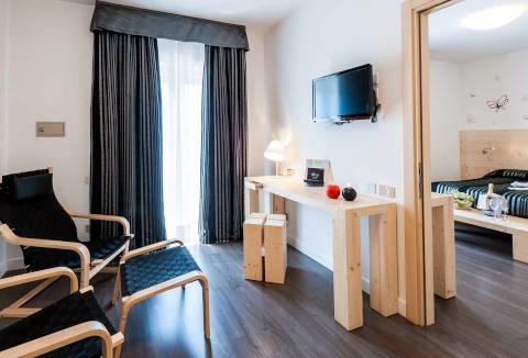 Foto HOTEL AL SORRISO GREENPARK di LEVICO TERME