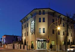 Foto HOTEL OVEST di PIACENZA