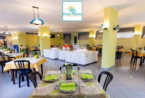 Photo HOTEL  MARINA a Roseto Degli Abruzzi