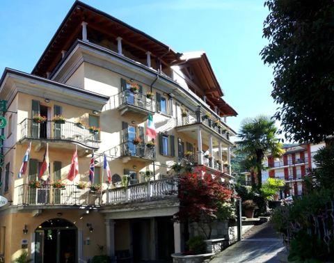 Photo RESIDENCE HOTEL  AZALEA a BAVENO