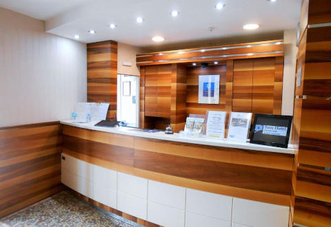 Foto HOTEL  RIVIERA AIRPORT - SURE  COLLECTION BY BEST WESTERN di FIUMICINO