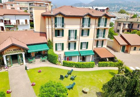 Picture of HOTEL SANT'ANNA of VERBANIA