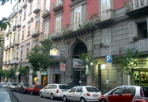 Foto HOTEL  DUOMO di NAPOLI
