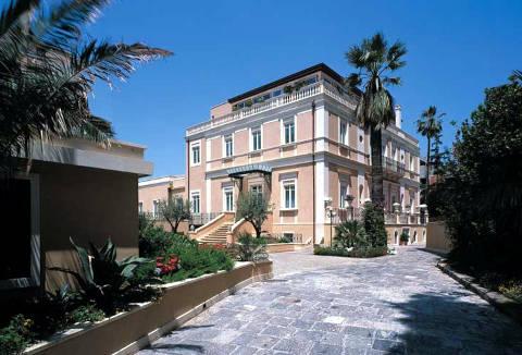 Picture of HOTEL  VILLA DEL BOSCO & VDBNEXT of CATANIA