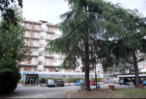 Picture of HOTEL AUTO PARK  of FIRENZE
