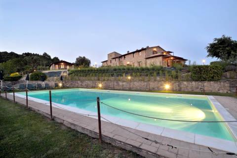 Foto CASA VACANZE COUNTRY HOUSE FORTE  SORGNANO di GUALDO CATTANEO