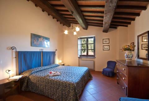 Casa vacanze country house forte sorgnano for Interni casali ristrutturati