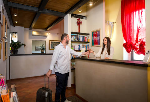 Foto HOTEL KURSAAL & AUSONIA BOUTIQUE  di FIRENZE