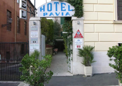 Picture of HOTEL PAVIA of ROMA