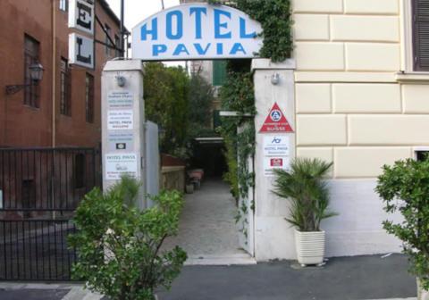 Foto HOTEL PAVIA di ROMA