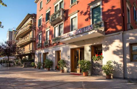 Photo HOTEL HELVETIA a VENEZIA