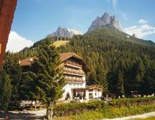 Foto HOTEL PARK  MATER DEI di POZZA DI FASSA
