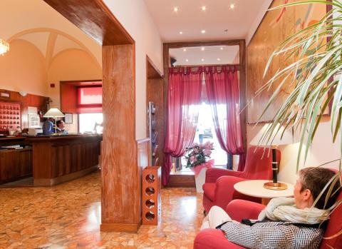 Picture of HOTEL ALBERGO NAZIONALE DI GALLETTI GIULIO SNC of VOLTERRA