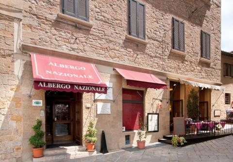 Foto HOTEL ALBERGO NAZIONALE DI GALLETTI GIULIO SNC di VOLTERRA