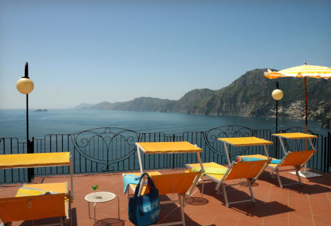 Picture of HOTEL TRAMONTO D'ORO of PRAIANO