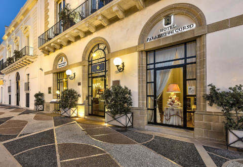Picture of HOTEL PALAZZO DEL CORSO BOUTIQUE  of GALLIPOLI
