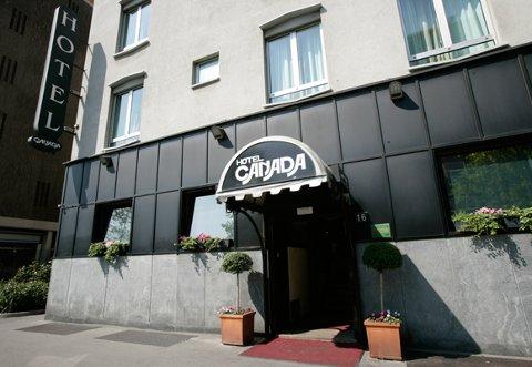 Foto HOTEL CANADA di MILANO