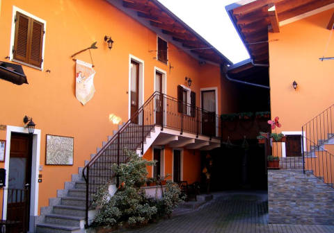 Picture of B&B L'ANTICO BORGO  of CAPRIE