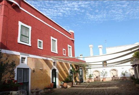Foto HOTEL ALBERGO MASSERIA REFRIGERIO di OSTUNI