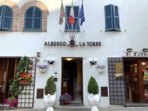Foto HOTEL LA TORRE di CASTIGLIONE DEL LAGO