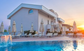 Picture of HOTEL VIRGILIO GRAND  of SPERLONGA