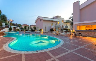 Foto HOTEL VIRGILIO GRAND  di SPERLONGA
