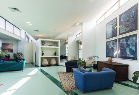 Foto HOTEL RADA SIRI  di MONTEPAONE