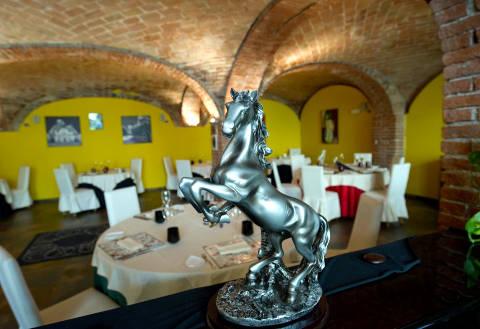 Foto HOTEL RISTORANTE ALBERGO CAVALLINO SAN MARZIANO di TORTONA