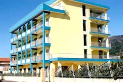 Foto HOTEL MERIDIAN  di GUARDIA PIEMONTESE
