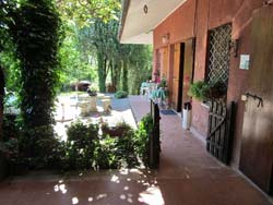 Picture of B&B LE ACACIE FELICI  of COLLESCIPOLI