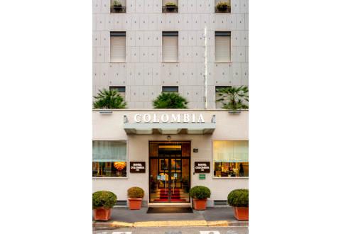 Foto HOTEL COLOMBIA BOUTIQUE  di MILANO