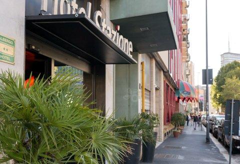 Foto HOTEL STAZIONE di MILANO