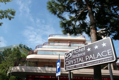 Picture of APPARTAMENTI RESIDENCE CRYSTAL PALACE of MILANO MARITTIMA