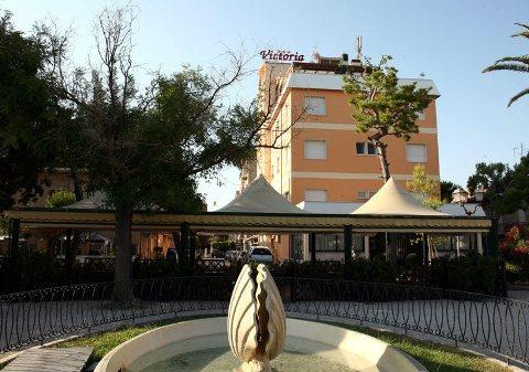 Photo HOTEL  VICTORIA MEUBLE a PORTO SAN GIORGIO