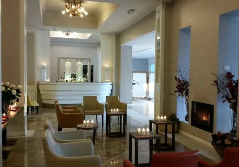 Foto HOTEL SILVA  SPLENDID di FIUGGI