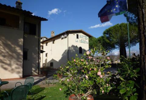Picture of HOTEL LA TORRETTA of PETRIGNANO DI ASSISI