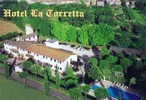 Foto HOTEL LA TORRETTA di PETRIGNANO DI ASSISI
