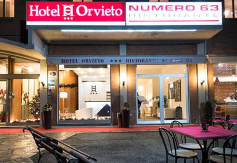 Foto HOTEL ORVIETO di ORVIETO