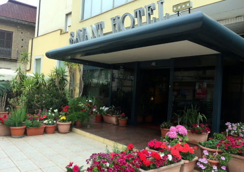 Photo HOTEL SAVANT  a LAMEZIA TERME
